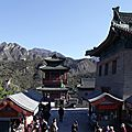 PEKIN (LA MURAILLE DE CHINE)