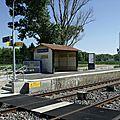 Roquesérière-Buzet (Haute-Garonne - 31) Nouvelle Halte