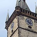 prague - horloge astronomique 15H
