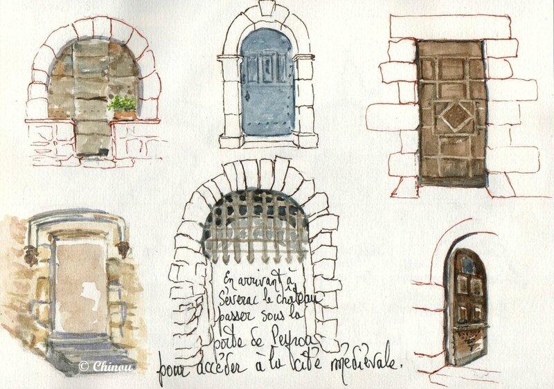 Portes Sévérac le Château