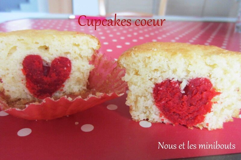 cupcakes coeur 9