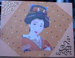 Lisa B - Geisha ladies 2 of 2 - (Scotland uk)
