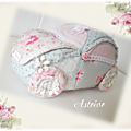 Une coccinelle shabby chic