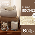 Color match #07: bronze vs sable