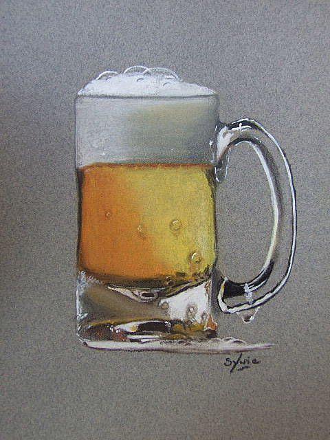 Le boc de bière