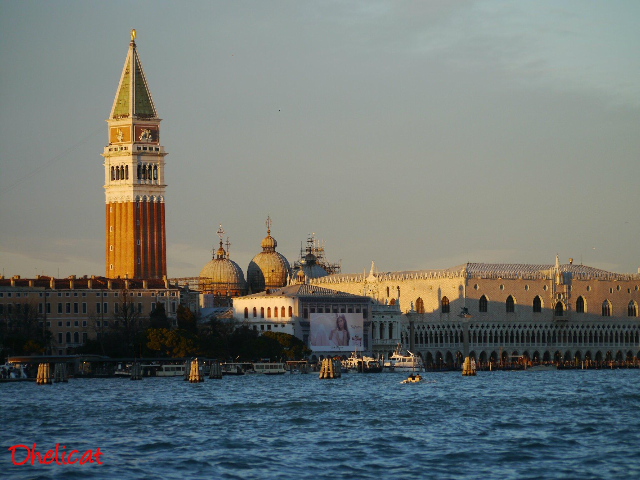 Venise au coucher du soleil 1 dhelicat - Lever et coucher du soleil paris ...