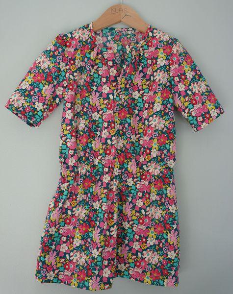 robe fleurs 1