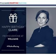 happy claire williams