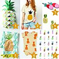 Wish list ananas