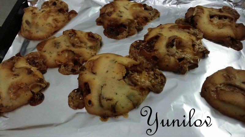 cookies-nougatti-four