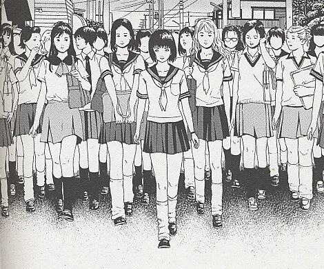 CanalBlog Loose Socks Manga01