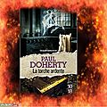La torche ardente (paul doherty)