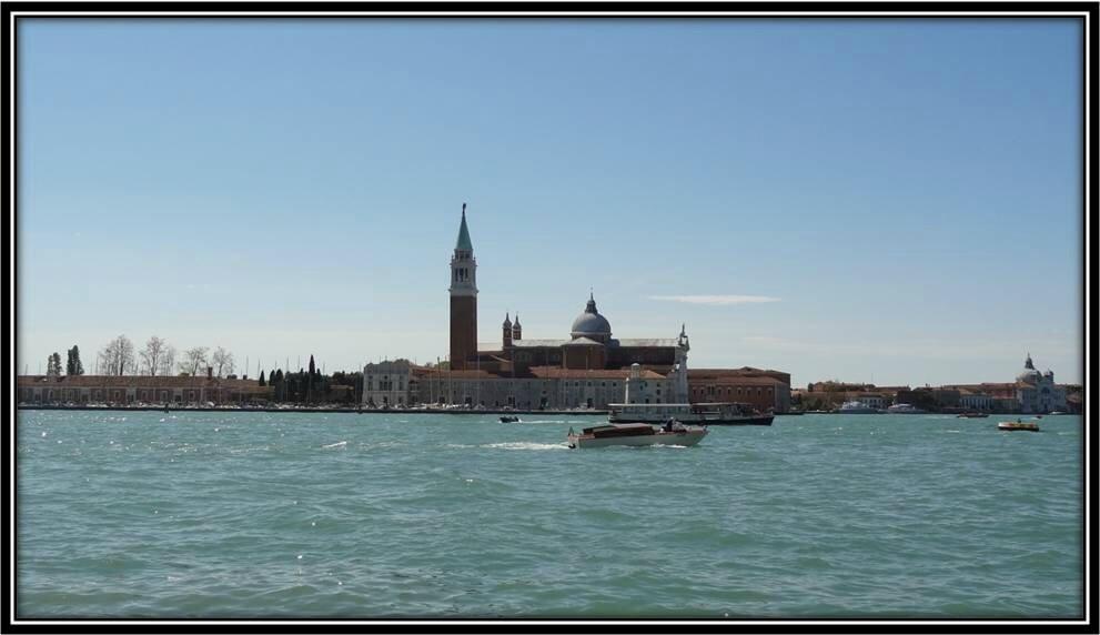 Tour de Venise : San Giorgio Maggiore