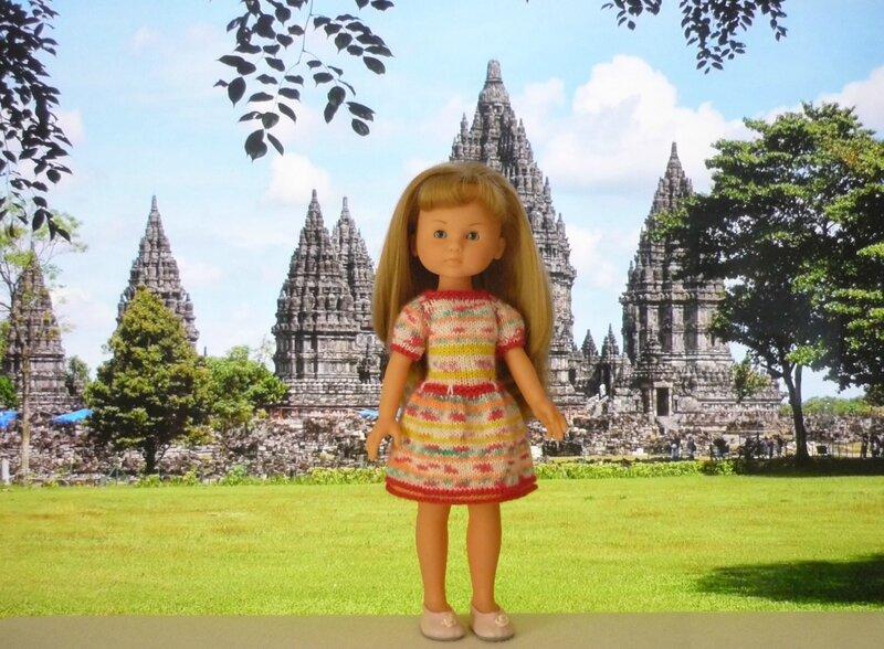 Prambanan le temple (2)