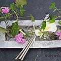 composition florage