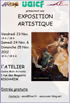 affiche exposition AACA 2012