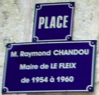 Mairie Actuelle - Place Raymond Chandou