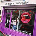 Restaurant: my kitch'n restaurant vegan parisien