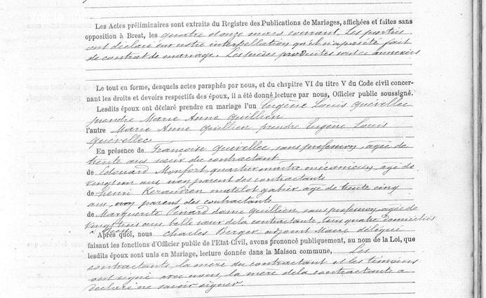 mariage 22 mars 1900 à Brest_2