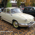 Panhard dyna Z de 1957 (Retrorencard novembre 2011) 01