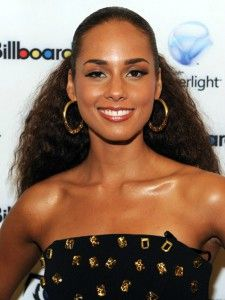 Alicia-Keys-hair