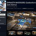 DW Godseekers PS4