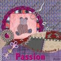 Passion patchwork
