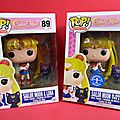 Sailor moon et luna, funko pop! (x2)