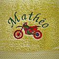 Moto Mathéo
