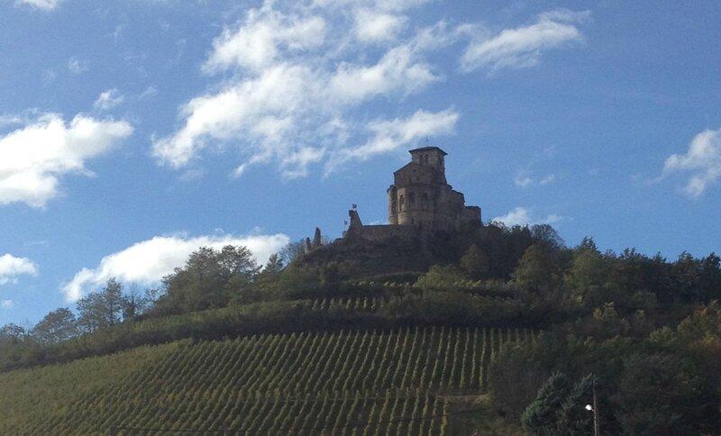 Prieuré St Romain le Puy