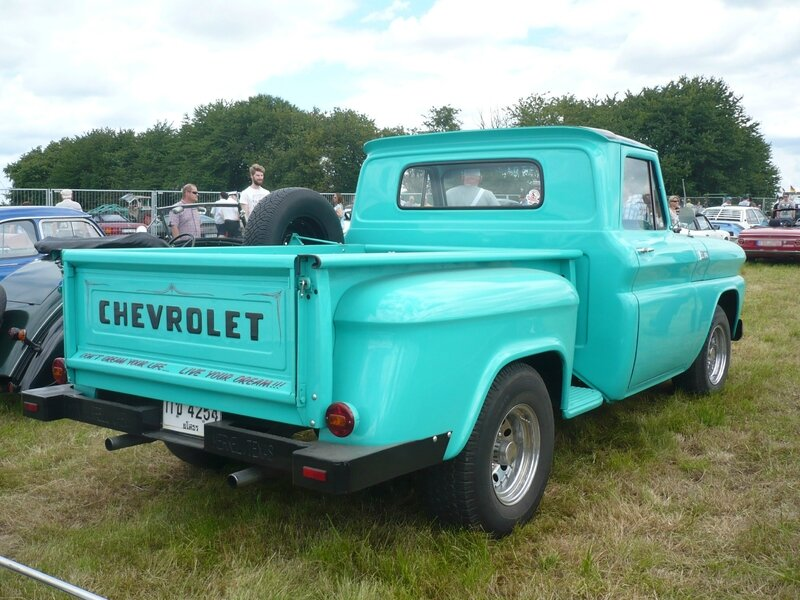 CHEVROLET C-10 Stepside 2door pick-up Eutingen im Gau (2)
