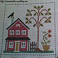 Orchard valley quilting bee, v