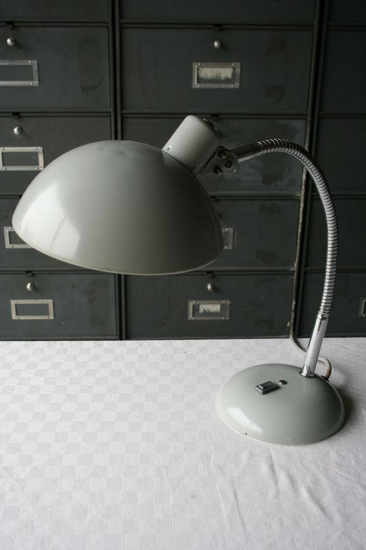 Lampe de bureau années 60 (2)