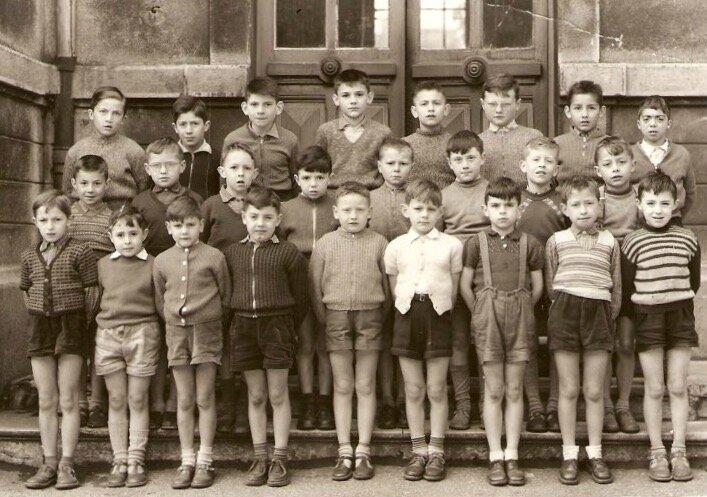 école St-Louis 1958