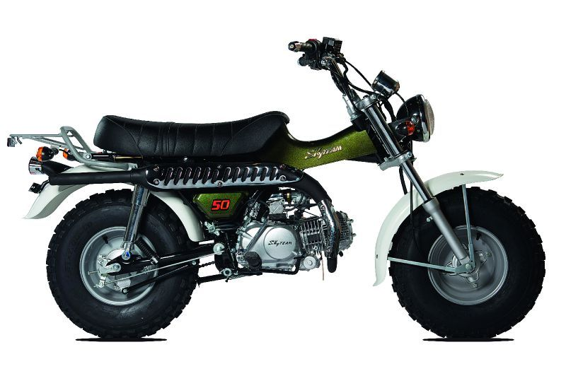 moto 125cc skyteam t rex norauto. Black Bedroom Furniture Sets. Home Design Ideas