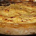 Irish fish pie (hachis parmentier de poisson à l'irlandaise)