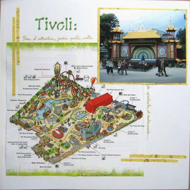 Tivoli parc d 39 attraction photo de voyage for Camping le jardin de tivoli