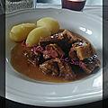 Cookeo : carbonade flamande
