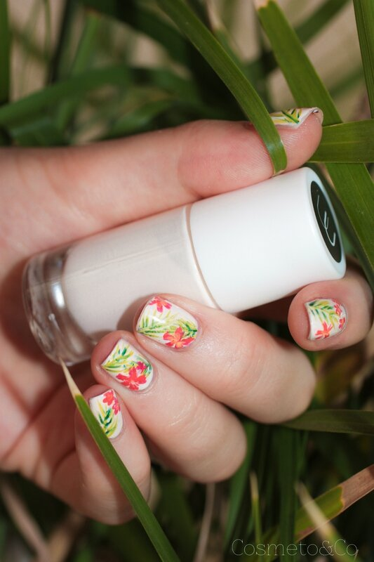 nail art tropical-10