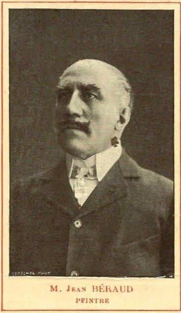 Jean Béraud portrait