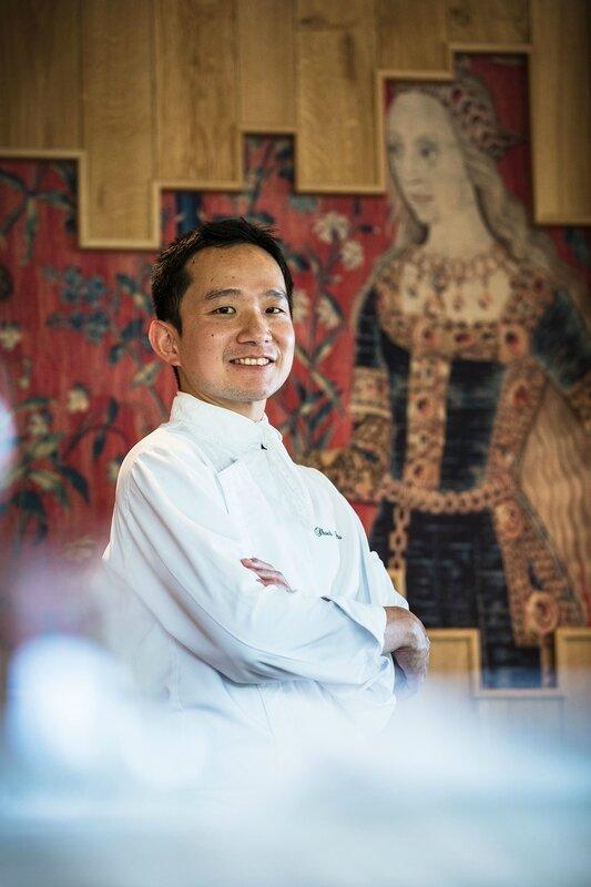 Shoro ITO chef Loiseau des Sens @MatthieuCellard