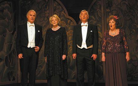 quartet opéra