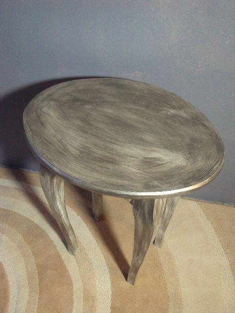 table d 39 appoint au bois enchant. Black Bedroom Furniture Sets. Home Design Ideas