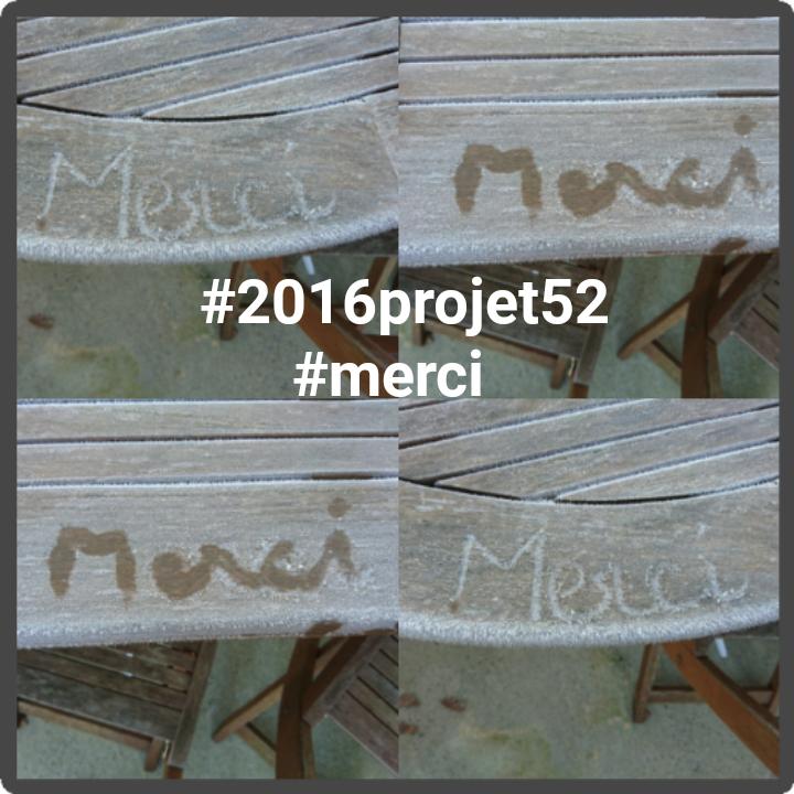 52 projet52 2016 - Merci