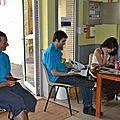 Le club du Maris Poitevin (CAMP) venu participer