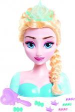 Tête à coiffer Reine des Neiges - IMC Toys - Prix indicatif : 20.99€