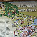 Le village des vieux métiers à azannes