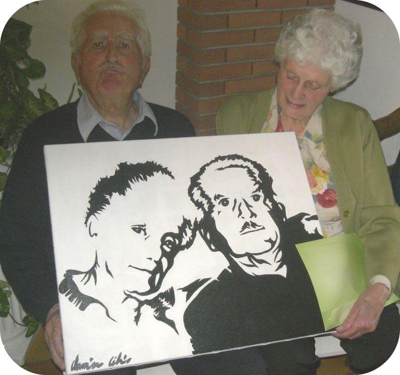 Cadeau de 60 ans de mariage meilleur blog de photos de mariage pour vous - Cadeau pour 60 ans de mariage ...