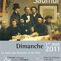 16ème edition des journees du livre et du vin, saumur