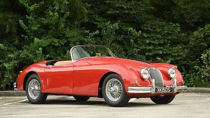 1958 Jaguar XK150S Roadster